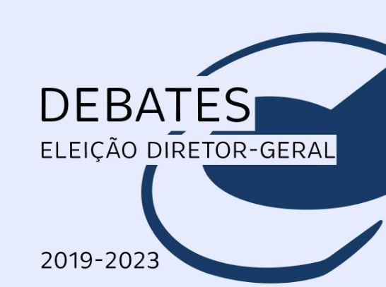 debate diretoria geral 2019